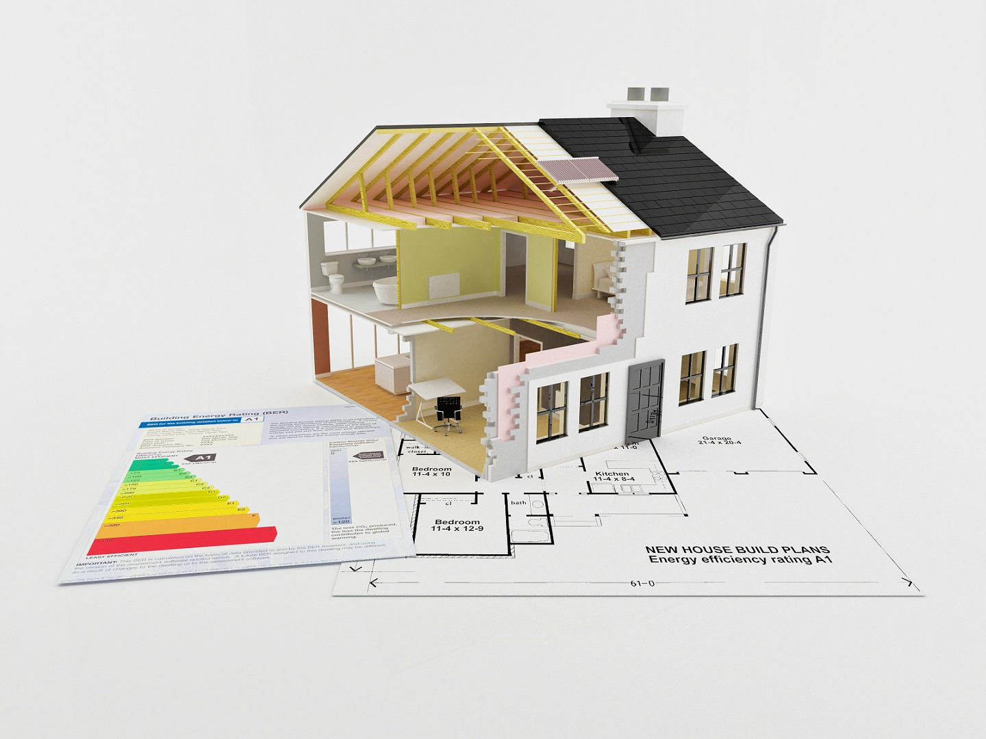 Energy Efficiency With Insulation Spray Foam